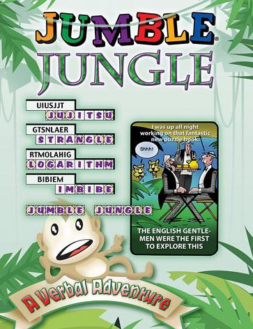 Jumble® Jungle