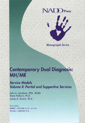 Contemporary Dual Diagnosis: MH/MR Service Models Volume II
