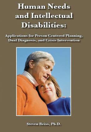 Human Needs and Intellectual Disabilities