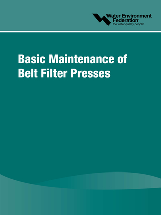 Basic Maintenance of Belt Filter Presses