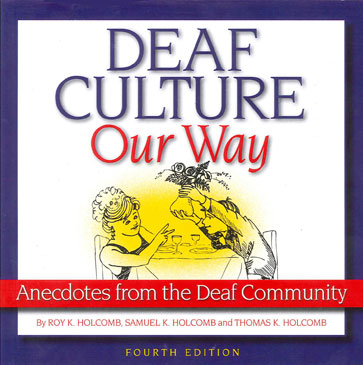 essay on deaf culture It seems only logical to me that a member of any culture is better than an outsider at understanding and explaining the complexities of that culture so in a sense, i write this article for other outsiders--hearing people who may never have realized that there is such a thing as deaf culture to keep this essay coherent, i have.