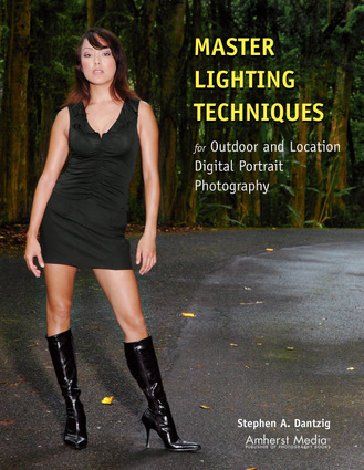 Master lighting techniques for outdoor and location digital master lighting techniques for outdoor and location digital portrait photography mozeypictures Choice Image