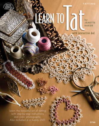 Learn to Tat (with DVD)