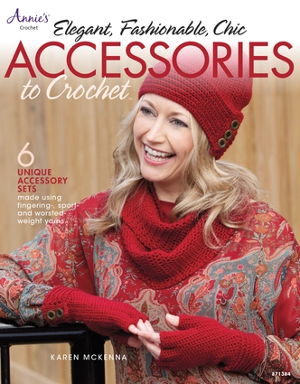 Elegant, Fashionable, Chic: Accessories to Crochet