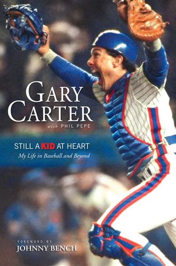 Still a kid at heart independent publishers group for Gary carter vet