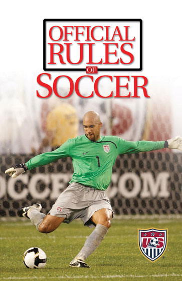 2010 Official Rules of Soccer