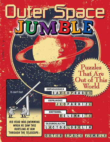 Outer Space Jumble®