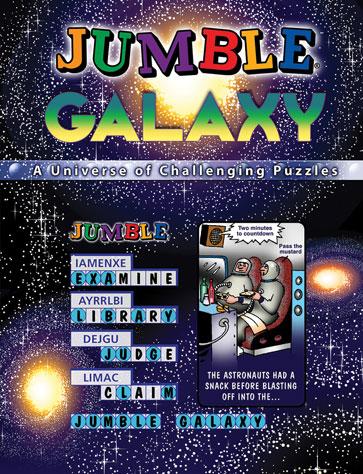 Jumble® Galaxy