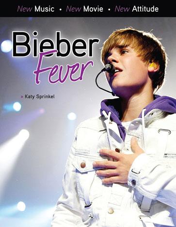 Bieber Fever Triumph Books border=
