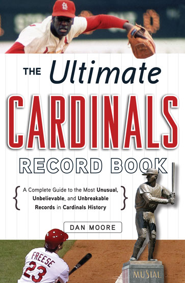 The Ultimate Cardinals Record Book