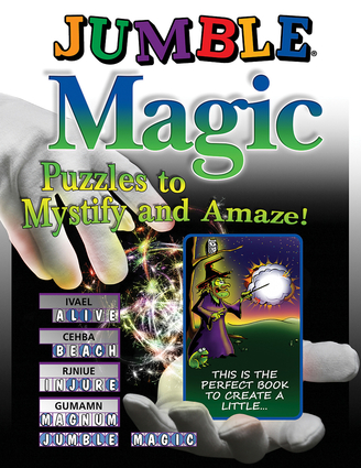 Jumble® Magic