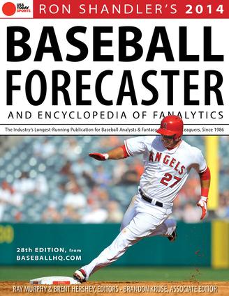 2014 Baseball Forecaster