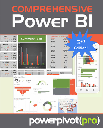 Comprehensive Power BI