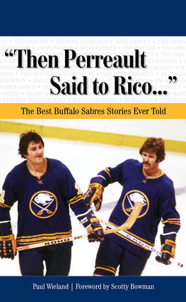 """Then Perreault Said to Rico. . ."""