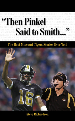 """Then Pinkel Said to Smith. . ."""