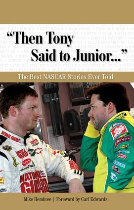 """Then Tony Said to Junior. . ."""