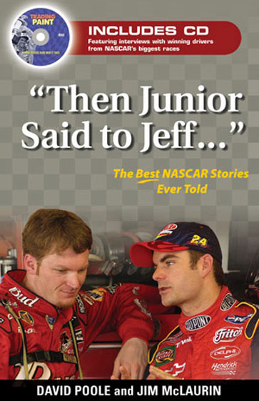 """Then Junior Said to Jeff. . ."""