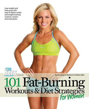 101 Fat-Burning Workouts & Diet Strategies For Women | Triumph Books