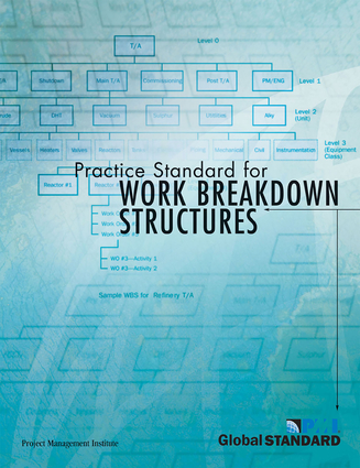 Practice Standard for Work Breakdown Structures