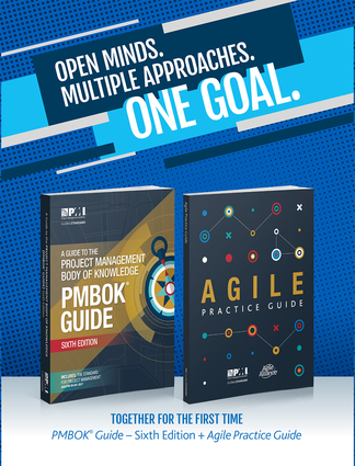 A Guide to the Project Management Body of Knowledge (PMBOK(R) Guide–Sixth Edition / Agile Practice Guide Bundle