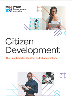 Citizen Development - The Handbook for Creators and Change Makers