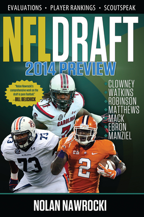 NFL Draft 2014 Preview  Triumph Books