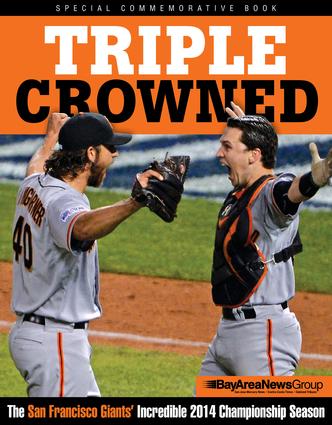 Triple Crowned