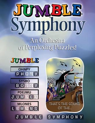Jumble® Symphony