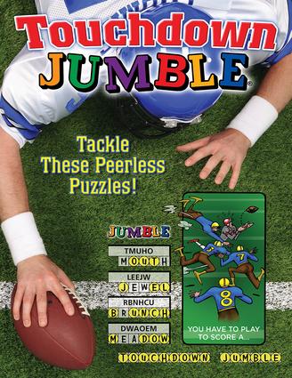 Touchdown Jumble®
