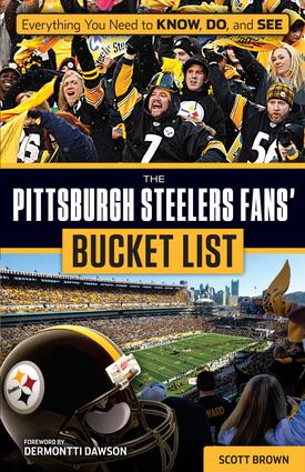 Steelers Bucket List