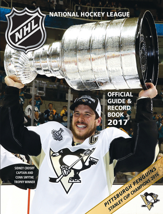National Hockey League Official Guide Record Book 2017 Triumph Books