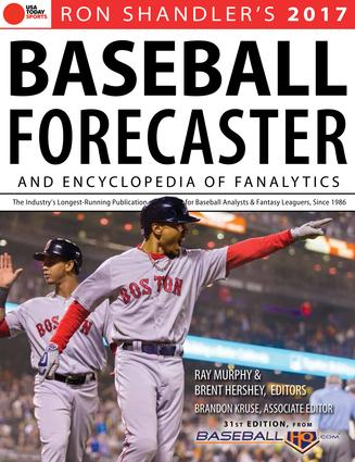 2017 Baseball Forecaster