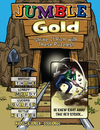 Jumble® Gold: Strike It Rich with These Puzzles!