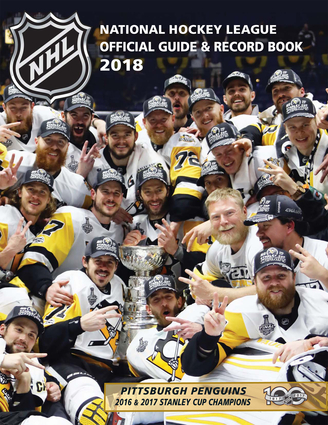National Hockey League Official Guide Record Book 2018 Triumph Books