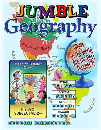 Jumble® Geography
