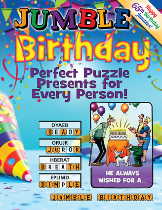 Jumble® Birthday