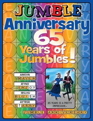 Jumble® Anniversary