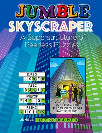 Jumble® Skyscraper