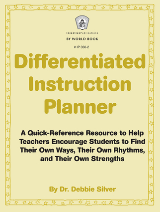 Differentiated Instruction Planner Independent Publishers Group