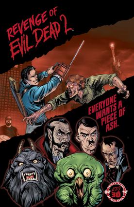 Evil Dead 2: Revenge of Evil Dead