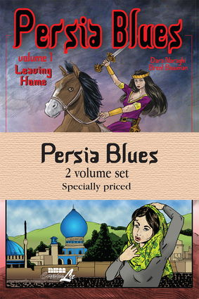 Persia Blues Set