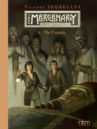 The MERCENARY The Definitive Editions, Vol 2