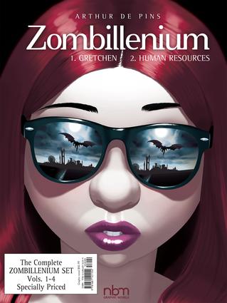 Zombillenium Set, Vols. 1-4