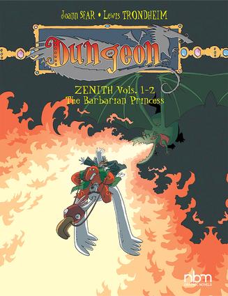 Dungeon: Zenith vols. 1-2