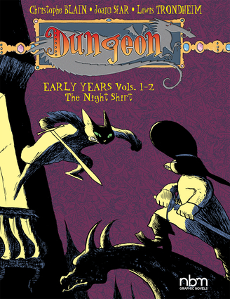 Dungeon: Early Years Vols. 1–2