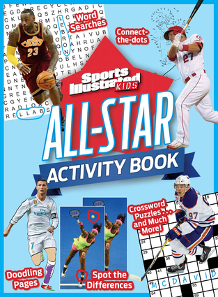 All-Star Activity Book (A Sports Illustrated Kids Book)