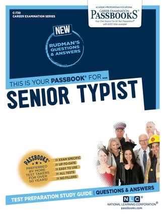 Senior Typist