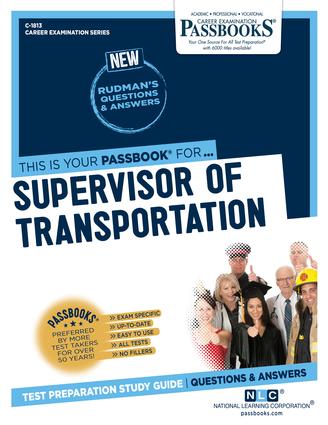 Supervisor of Transportation