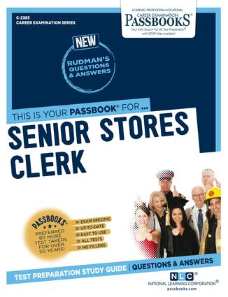 Senior Stores Clerk