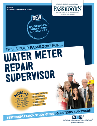 Water Meter Repair Supervisor